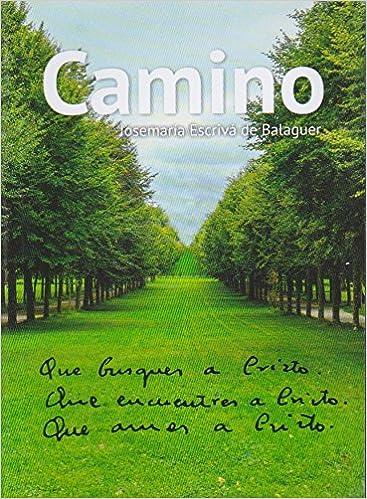 CAMINO JOSEMARIA ESCRIVA BALAGUER PDF