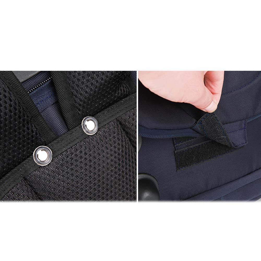 CcBeatY Wasserdichter Rollrucksack für Mädchen und Jungen Jungen Jungen Schule Laptop Bücher Tasche B07Q5PDDFM Damenhandtaschen 9ef523