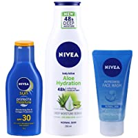 Nivea Sun and Aloe Combo