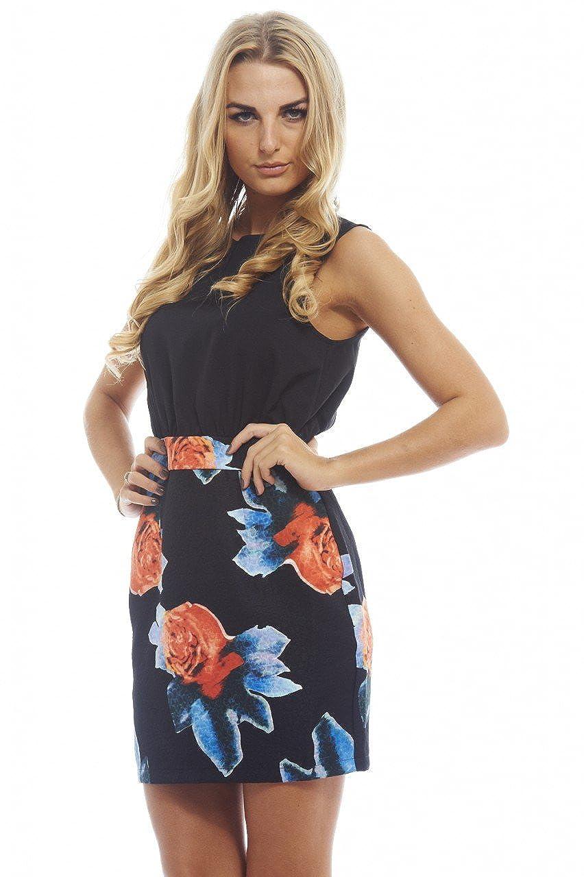 a7aa553dd31 Top1  AX Paris Women s 2 in 1 Floral Mini Dress