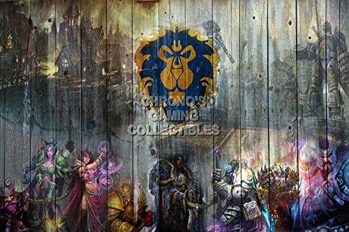 World Of Warcraft Banner - 9