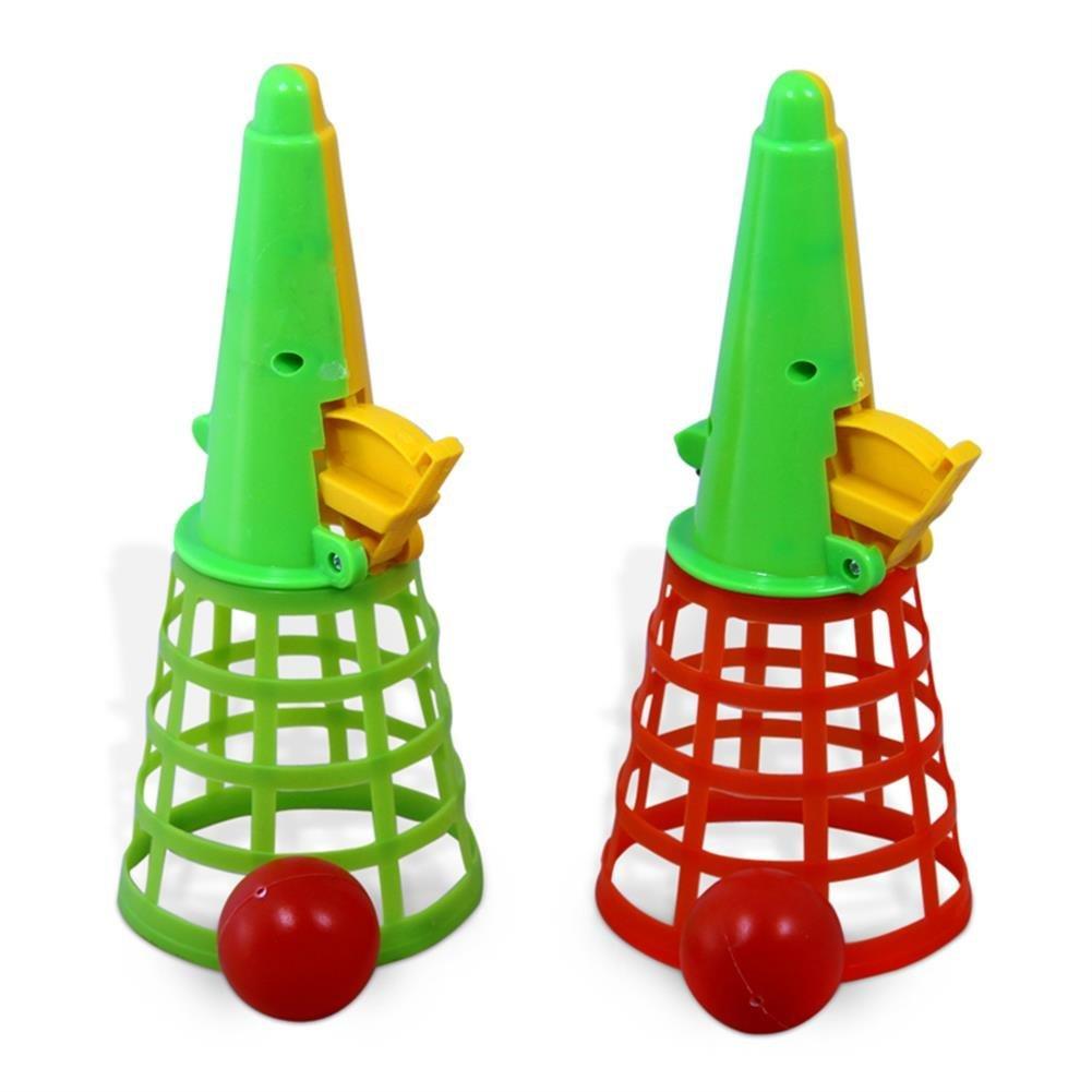 96 x HC-Handel 910642 Fangbecher Kunststoff 19 cm Fang den Ball verschiedene Farben
