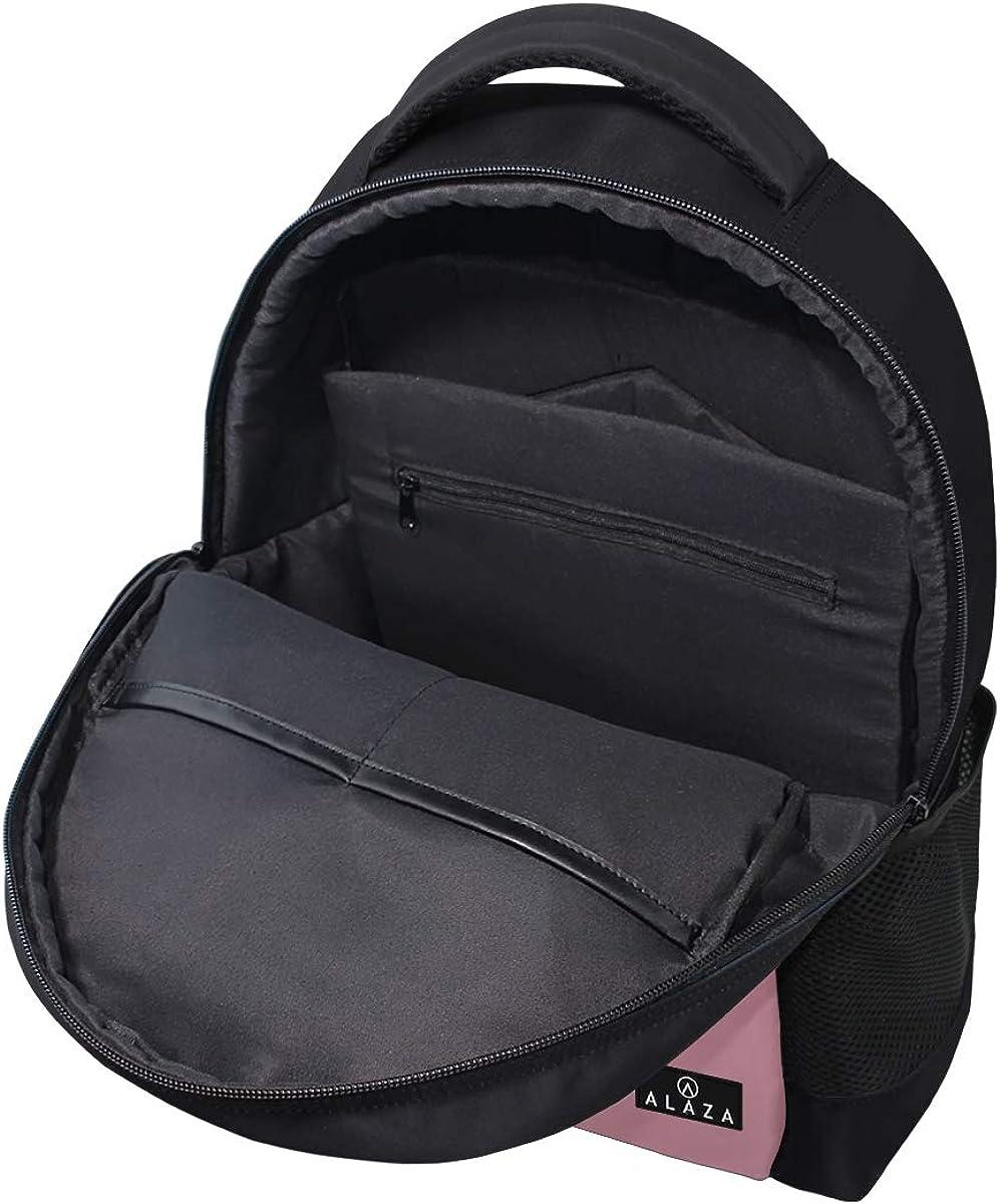 Backpack Field Pack Travel Bag Laptop Bag Fashion Pink Rose Bloom Centred