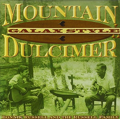Mountain Dulcimer Galax Style by County Records