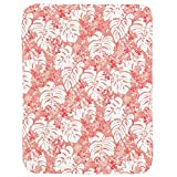 Carousel Designs Light Coral Tropical Crib Comforter
