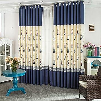 Amazon De Sqdjjcl Kinderzimmer Vorhange Sauber Schlafzimmer