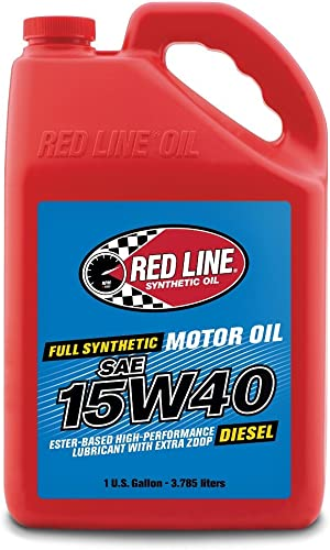 Red Line RED21405 15W-40 Diesel Oil