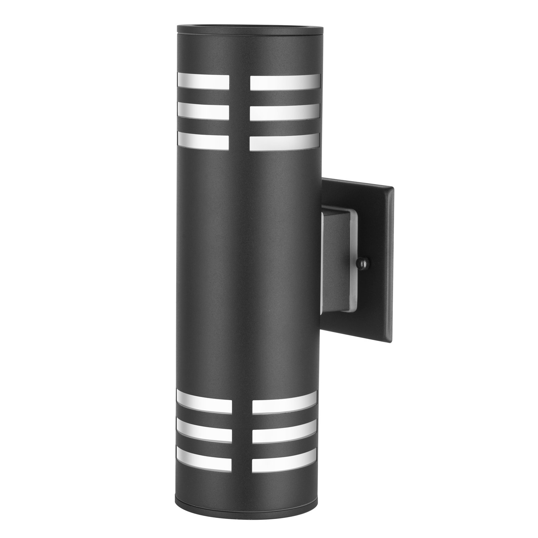 TENGXIN Outdoor Wall Lamp Waterproof Wall Light Fixture Porch Light,Wall Mount Light, Stainless Steel 304 Black Outdoor Wall Sconce,UL Listed,Suitable for Garden & Patio Lights