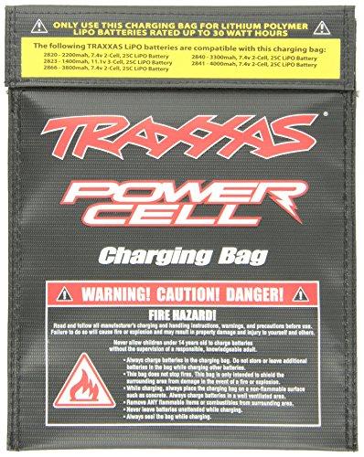 Traxxas 2929 LiPo Charging Bag