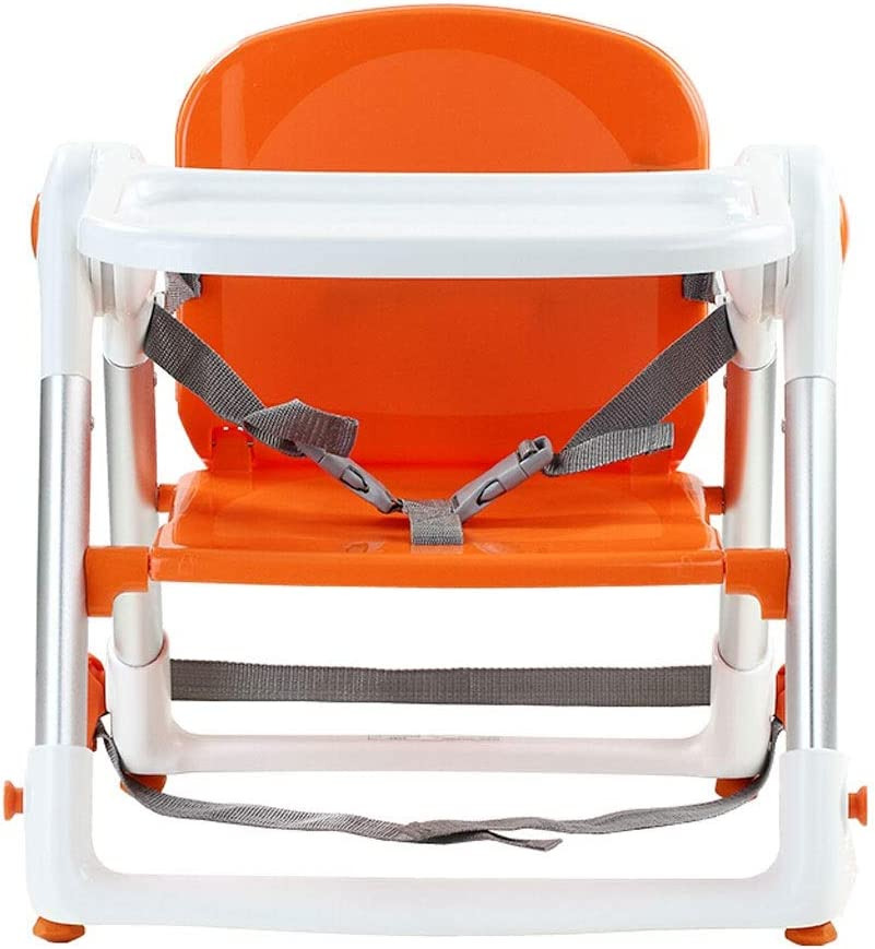 Color : Blue High Chair Childrens Baby Portable Folding Chair Multi-Function Baby Eating Table Stool Baby Chair Small Compact high Chair Baby