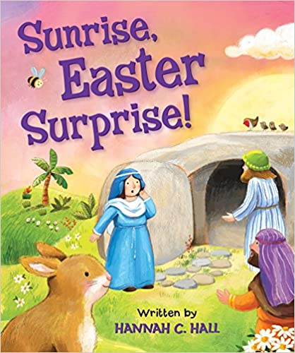 Sunrise, Easter Surprise! {A Kids Book Review and Giveaway} #EasterGiftGuide