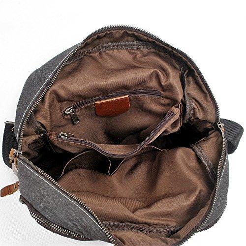 Neu, Retro, Persönlichkeit, Mode, Outdoor Tasche, Rucksack, Leinentasche, B0099