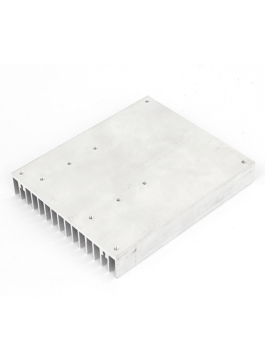 eDealMax Dissipateur thermique en Aluminium ailettes de refroidissement 12 x 10 x 1,8 mm Pour les MOSFET IC