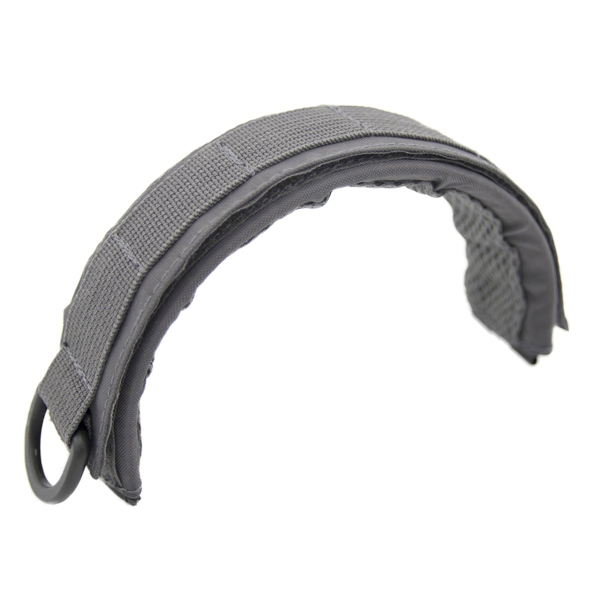 OPSMEN Headband Advanced Modular Headset Cover Fit For All General Tactical Earmuffs Accessories Upgrade Bags Case Gray by OPSMEN