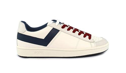 Sneaker PONY Pro 80-477 Cloud Dancer Navy: Amazon.es: Zapatos y complementos