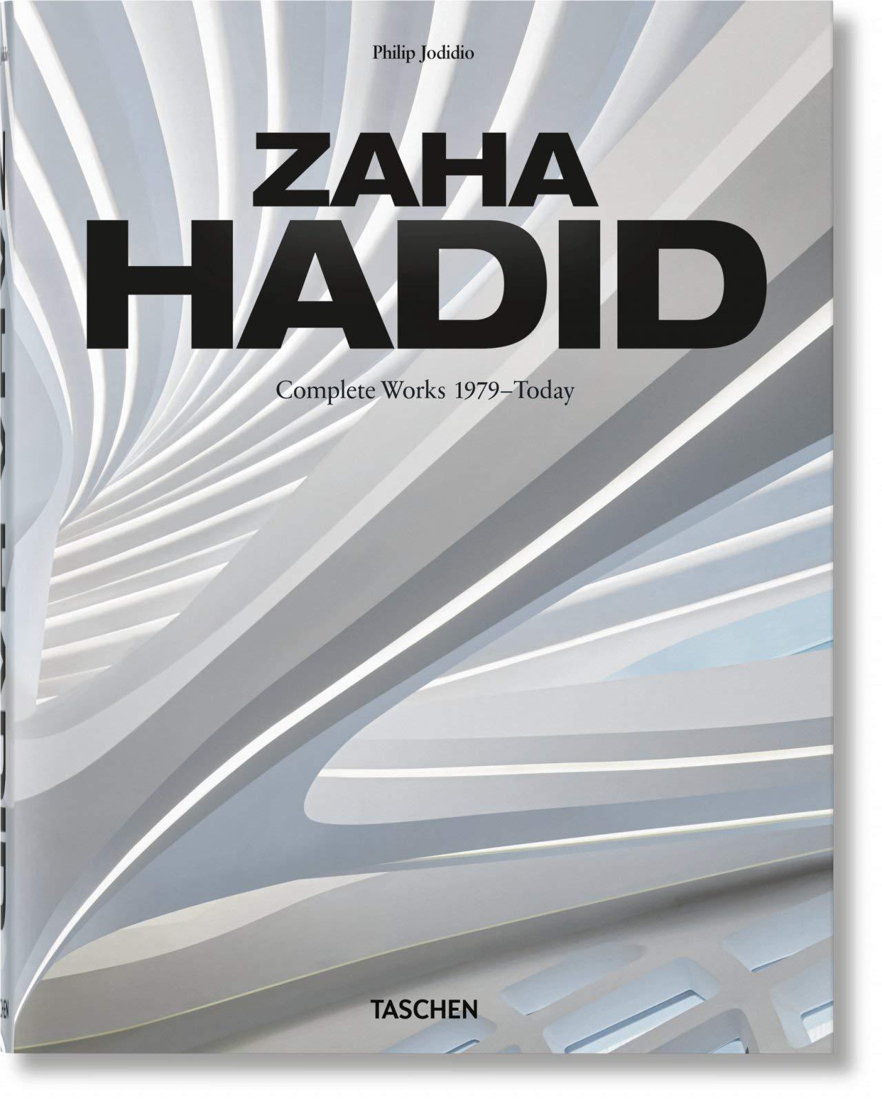 Die besten Bücher für Architekten: Zaha Hadid. Complete Works 1979–Today.