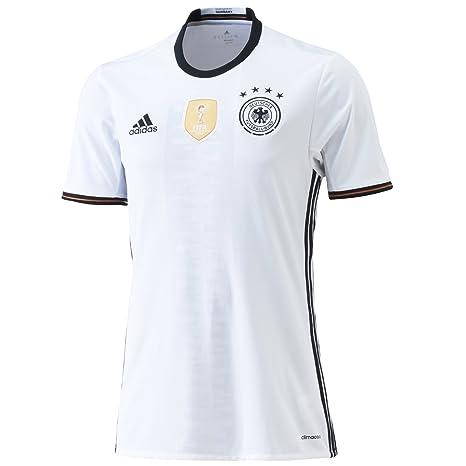 Adidas OL A JSY Y - Camiseta para Mujer 43a11a9e28c26