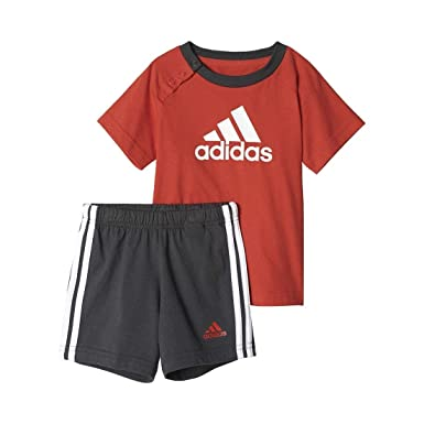 Adidas Performance Baby Summer Set: T Shirt + Shorts For
