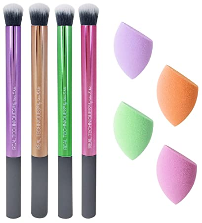 amazon com real techniques color correcting essentials makeup