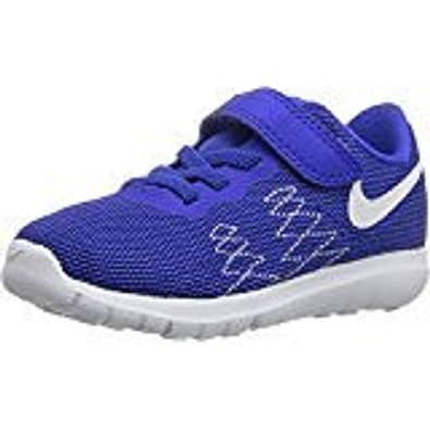 Amazon.com  Nike Flex Fury 2 (TD) Toddler Boys Shoe  820286-400 (3 ... d5402413b8bb