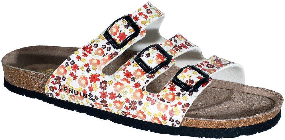 5088a632663805 Genuins Merida Print Millefleur Red Bio Champion  Amazon.co.uk  Shoes   Bags