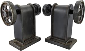 Home Decorators Collection Industrial Bookends Set of 2, PR 8