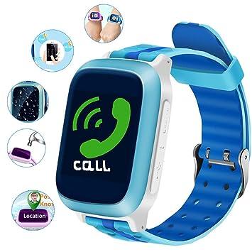 Amazon.com: SNIDII Smart Watch for Kids Kids Phone ...