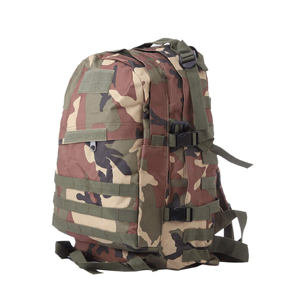GridNN 2019 Pop Purse Wallet Bag, Military Rucksacks Tactical Backpack Sports Camping Trekking Hiking Bag (E) by GridNN