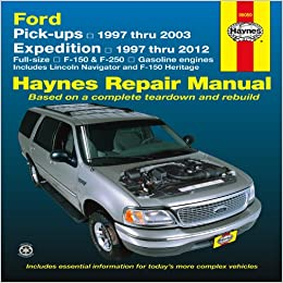 Ford pick ups 1997 2004 expedition lincoln navigator 1997 2012 ford pick ups 1997 2004 expedition lincoln navigator 1997 2012 repair manual haynes repair manual 1st edition fandeluxe Gallery