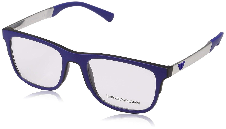 a1d3546a38 Eyeglasses Emporio Armani EA 3133 5667 MATTE BLACK  Amazon.ca  Clothing    Accessories