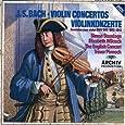 Bach : Violon Concertos BWV 1041, 1042, 1043
