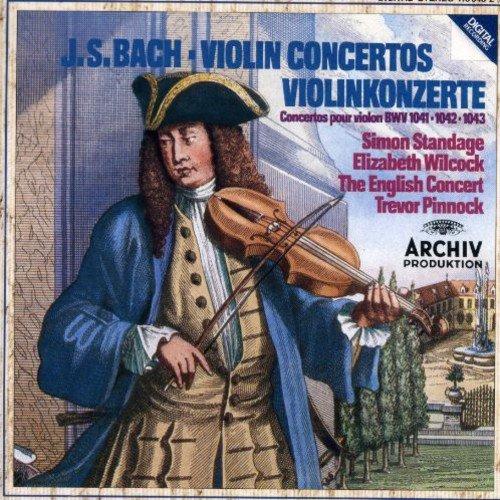 Risultati immagini per bach concerto violin pinnock archiv