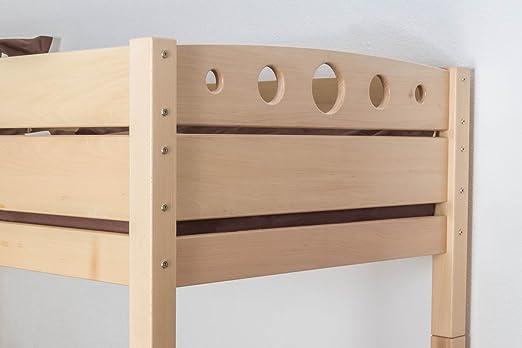 Etagenbett Lukas Aufbauanleitung : Erst holz weißes doppel etagenbett und kiefer
