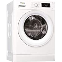 Whirlpool Front Load Washing Machine, 9 kg, FWG91284WGCC