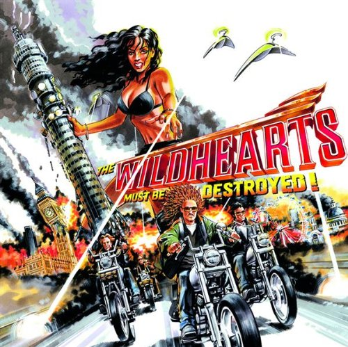 The Wildhearts - The Party Mix - Rock (Disc 3) - Zortam Music