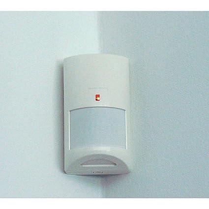 ABUS FU9020 Sensor infrarrojo pasivo (PIR) Inalámbrico Blanco detector de movimiento - Sensor de