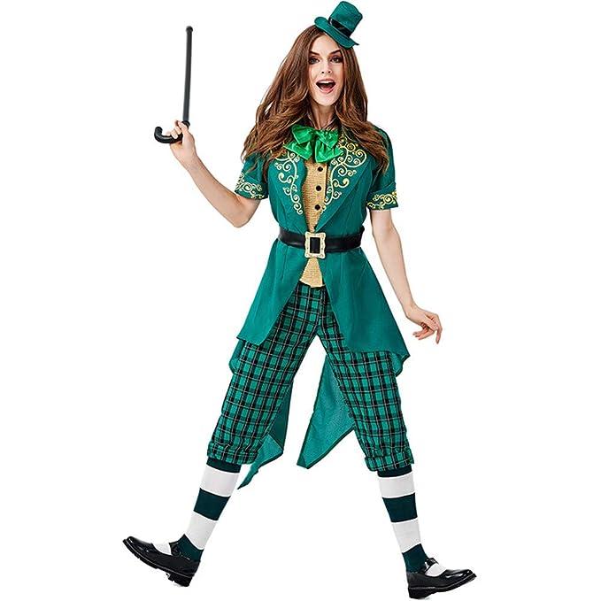 Amazon.com: QZ Fairy - Conjunto de disfraz de San Patricio ...