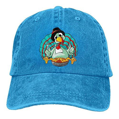 Hainingshihongyu Cartoon Turkey Baseball Caps Adult Sport Cowboy Trucker Hats Adjustable - In Raleigh Mall