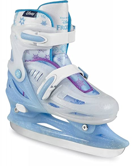 Phuzion Kinder Frozen Sisters Rule Ice Skate Schlittschuhe