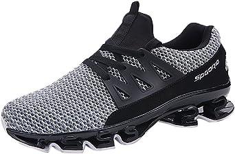 Sunnywill Chaussures de Sport à Bascule pour Hommes, Chaussures de Sport en Plein Air