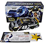 AUTOGRAPHED 2016 Jimmie Johnson #48 Kobalt Racing 7X SPRINT CUP CHAMPION (Victory Lane Confetti) Hendrick Motorsports Signed Lionel 1/24 NASCAR Diecast Car with COA (#448 of only 745 produced!)