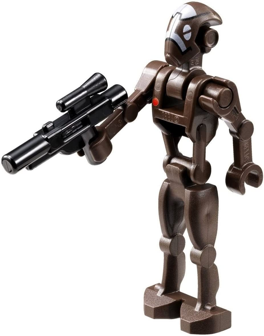 Lego Star Wars Commando Droid Captain Minifigure