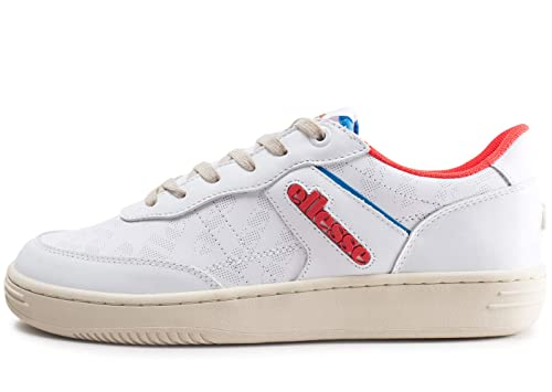 Ellesse Vinitziana 2.0, Zapatillas de Deporte para Hombre, Blanco (White 000), 42 EU: Amazon.es: Zapatos y complementos