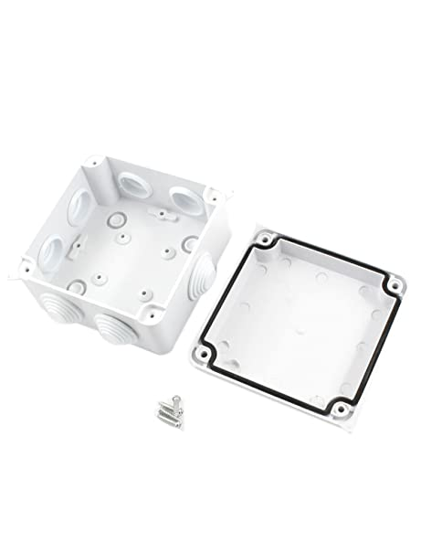 100x100x70mm Ip65 Waterproof Enclosure Electrical Junction Box
