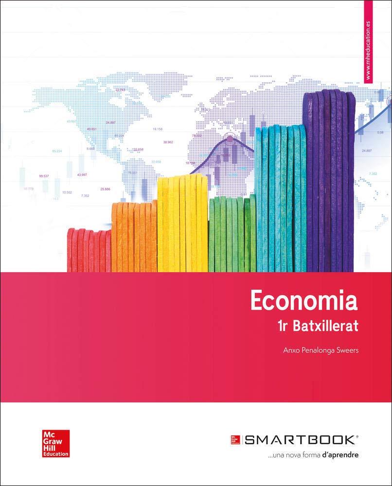 Economia 1 BACH MED. Libro del alumno y Smartbook: Amazon.es: PENALONGA, ANXO: Libros
