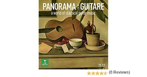 Panorama de la guitare: Panorama de la guitare: Amazon.es: Música
