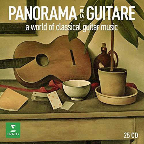 Le Panorama de la guitare (25CD)