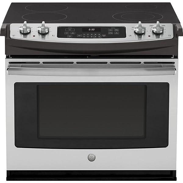 Amazon.com: GE JD630DFWW Electric Smoothtop Range Oven ...