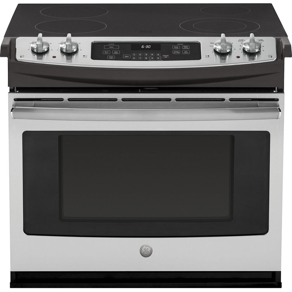 GE JD630SFSS Electric Smoothtop Range Oven