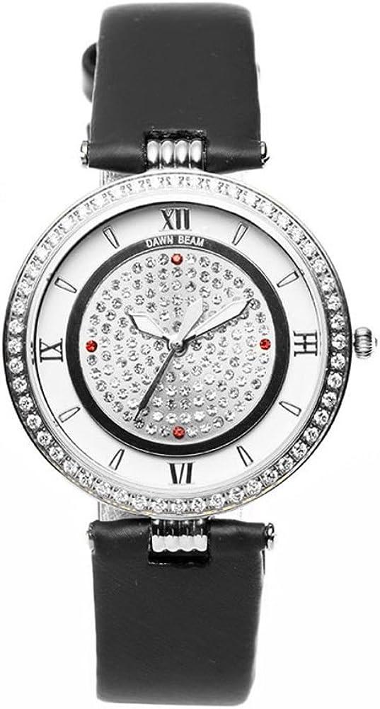 Montre Strass Mode/Ultraminces Ladies Watch/Montres à Quartz étanche Occasionnel C